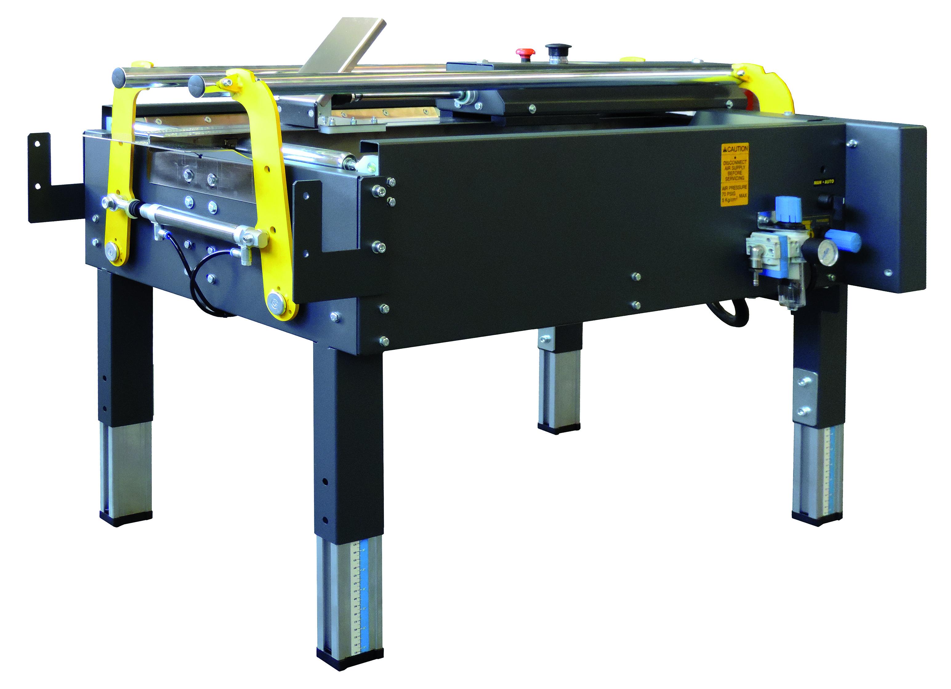 Poloautomatický formátovací stroj pro skladanie krabíc F105