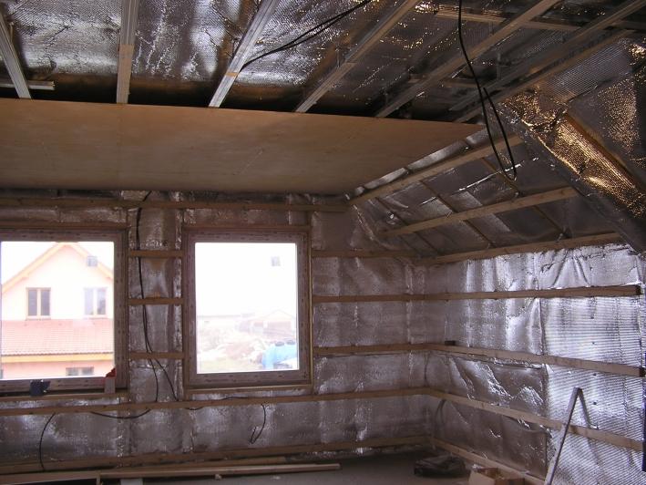 Construction foil