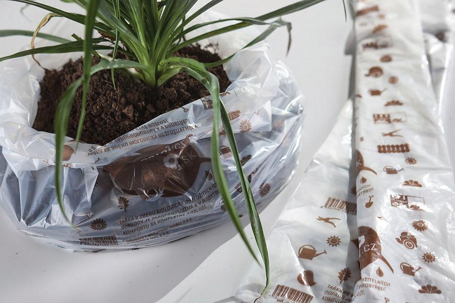 Envira Compostable Packaging | TART, s r o