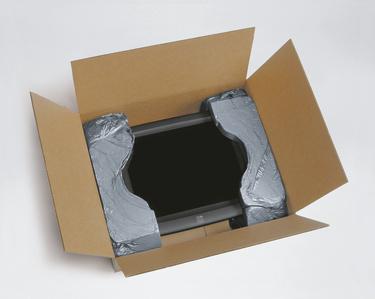 Krabica s fixáciou