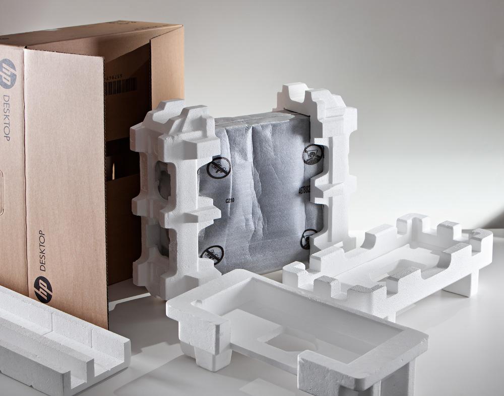 polystyrénové tvarovky