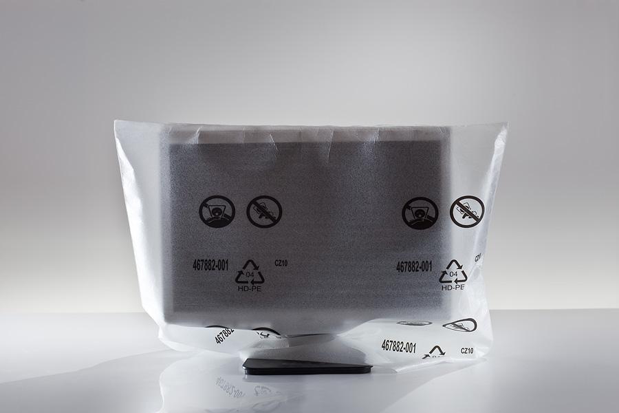 Laminated sacks and bags
