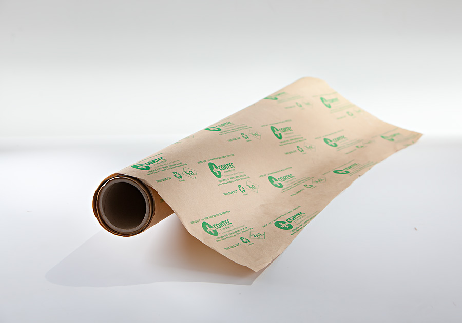 Anticorrosion wrapping paper