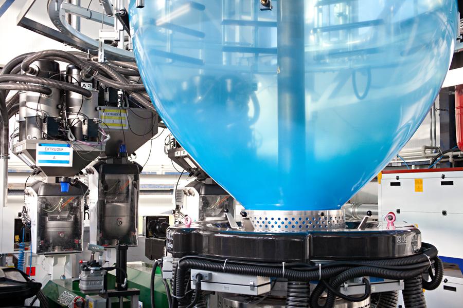 viacvrstvová polyetylénová fólie KOEX