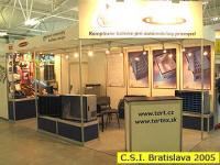 C.S.I. BRATISLAVA 2005